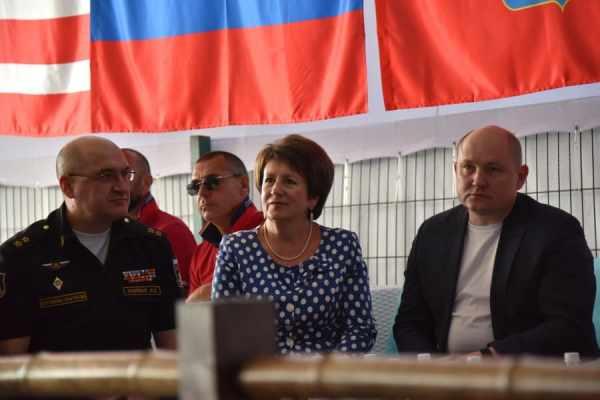 Фото: пресс-служба Заксобрания Севастополя