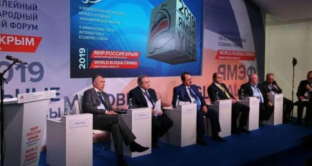 Правительство России одобрило заключение экономического соглашения между Крымом и Сирией