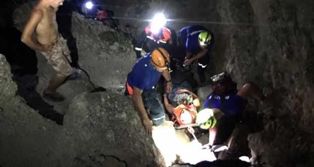 Четырехчасовая спасательная операция в районе мыса Меганом. Что произошло
