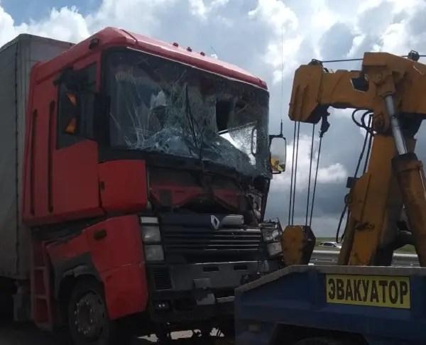 Воскресные ДТП на дорогах Крыма: обошлось без погибших