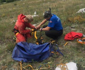 Спасательные операции в Крыму - на Ай-Петри и в районе хребта «Кизил-Кая» блуждали туристы