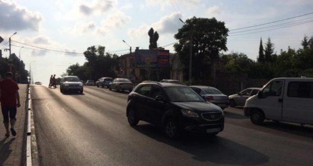 В Севастополе на спуске Котовского завершили основной объём восстановительных работ