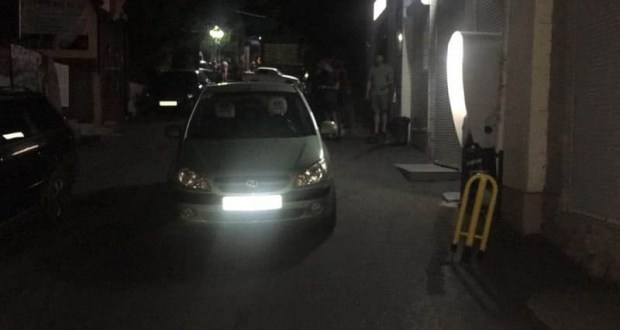 Вечернее ДТП в Алупке: ребенок выбежал на дорогу…