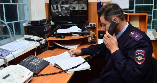 МВД начало проверку по факту нападения на полицейского в Крыму