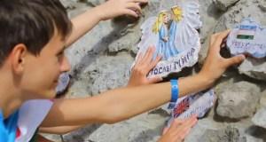 «Дети – послы мира!». Юные дипломаты подарили «Артеку» новый арт-объект