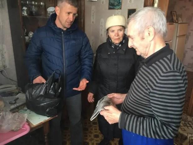 Севастопольский «Доброволец» готовится ко Дню пожилого человека