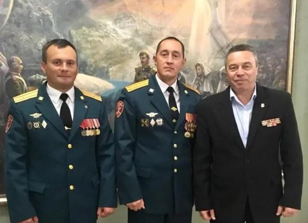 В Севастополе отметили 53-летие со дня образования специальных моторизированных частей полиции