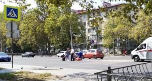 ДТП в Севастополе: на проспекте генерала Острякова сбили пожилую женщину – пешехода