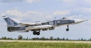 На крымском полигоне Опук отрабатывают удары авиация и артиллерия