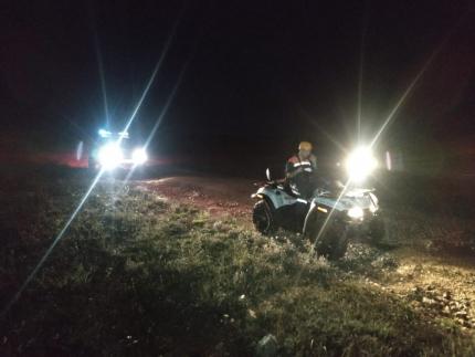 """Спасательная операция в районе горы """"Караул-Оба"""" - искали заблудившегося мужчину"""