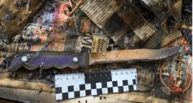 В Балаклаве молодая женщина убила таксиста и, «заметая следы», подожгла его дом