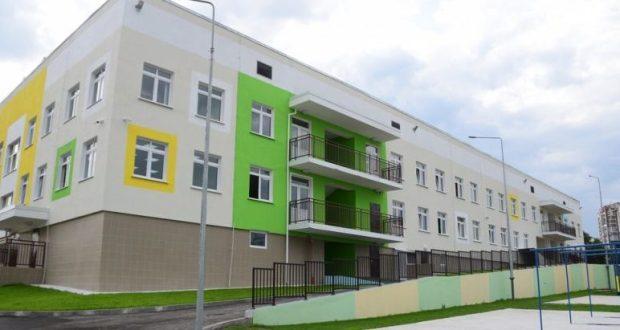 В Симферополе готовятся сдать в эксплуатацию детский сад №36