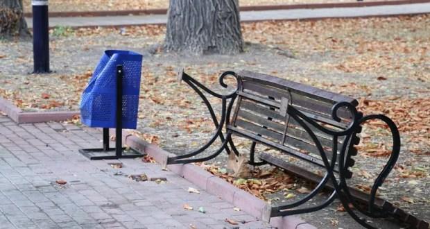 Ночной погром в Феодосии. Полиция ищет вандалов