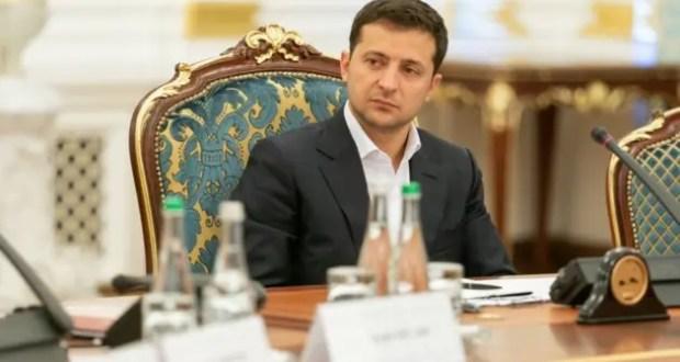Свежо предание… Президент Украины Зеленский заявил о разработке «стратегии деоккупации Крыма»