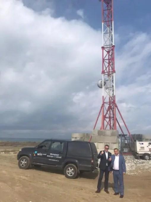 На Крымском мосту теперь проблем с сотовой связью и Интернет нет