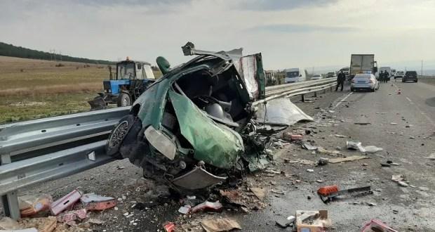 Что с выжившими в страшном утреннем ДТП на трассе «Таврида»