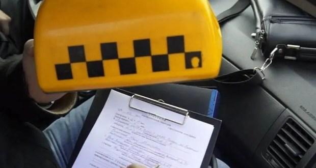 В Керчи незаконно набирали водителей в службу такси