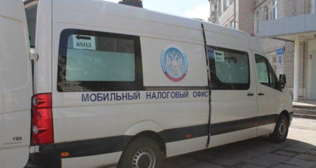 Мобильные офисы Налоговой службы развернули работу в Балаклаве