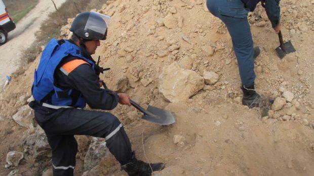 В Севастополе обезвредили 70-килограммовую авиабомбу