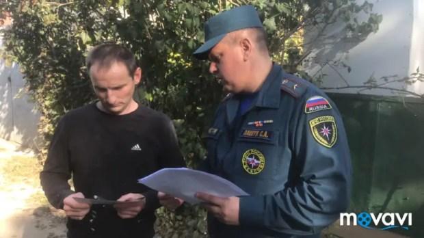 В Севастополе - рейды по безопасному использованию печного отопления