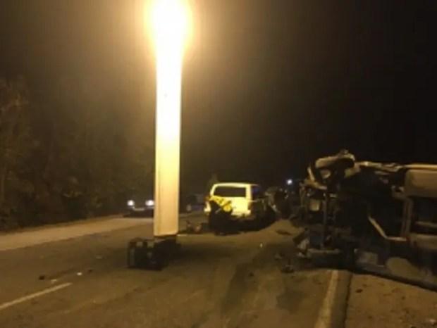 Вечернее ДТП на трассе «Симферополь – Джанкой»: двое погибших, еще 5 человек – в больнице