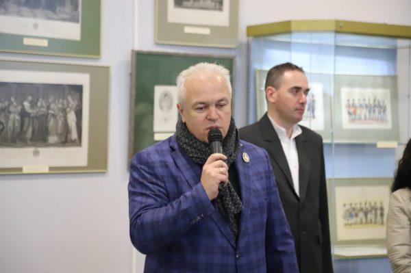 В Воронцовском дворце представили новую выставку «Воронцовы и Италия»