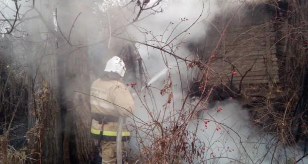 Пожар в Щебетовке… и еще 18 пожаров. В МЧС Крыма подвели итог минувших суток