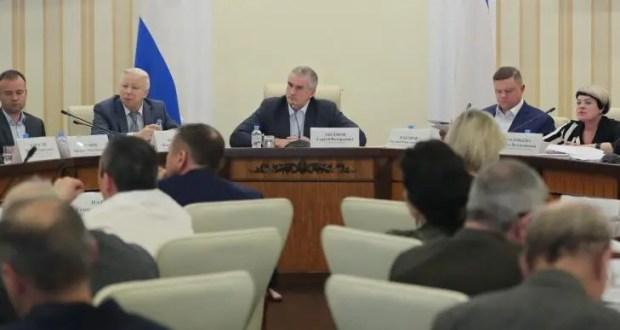 В Крыму думают, как пресечь самовольное строительство объектов