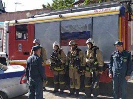 Безопасность праздничных дней на контроле крымских подразделений МЧС