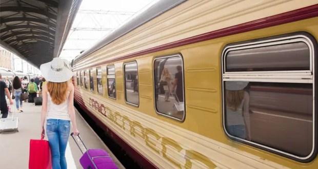 Стала известна цена на билеты в Крым на поезде