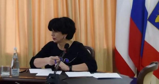 Глава администрации Симферополя осталась без страницы в соцсети