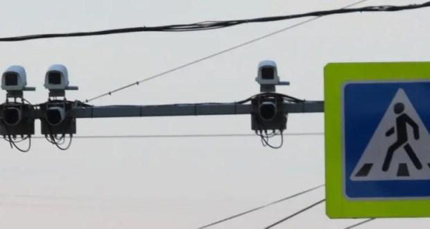 Где установлены стационарные камеры фиксации административных правонарушений на дорогах Крыма (ноябрь)