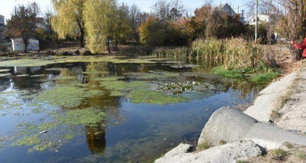 В Симферополе пытаются решить проблему подтопления прибрежной зоны реки Славянка