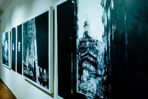 """В """"Херсонесе Таврическом"""" - авторская экскурсия по выставке """"Цвет внутри"""""""