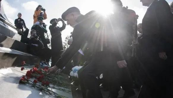В Севастополе отметили годовщину победы в Синопском сражении