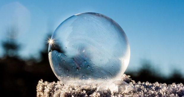 В Крыму погоду создаёт Арктический антициклон
