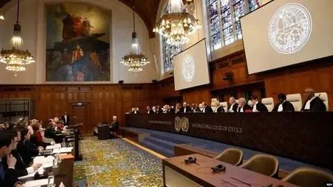 Суд в Гааге начал рассмотрение прошлогоднего инцидента в Керченском проливе