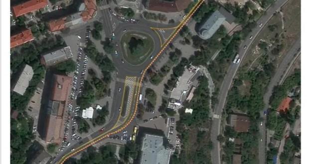 Внимание! В центре Севастополя меняется схема дорожного движения
