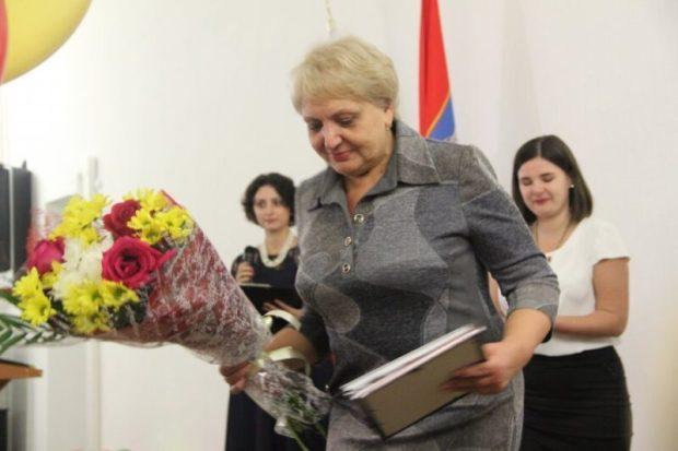 В Севастополе День матери отметили торжественным собранием