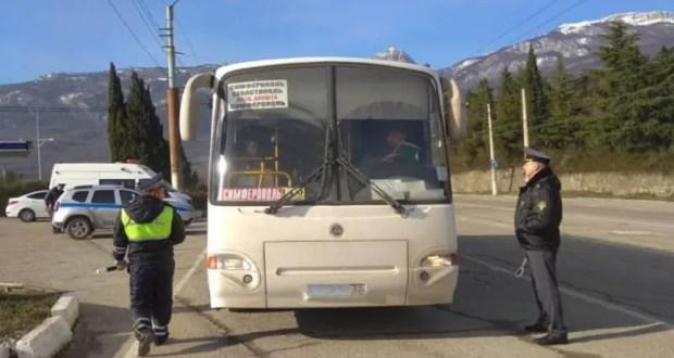 В Крыму снова активизировались перевозчики-нелегалы