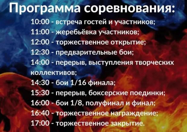 23 ноября в Севастополе - киберспортивный турнир по боксу