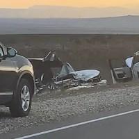 Очередная смерть на трассе «Таврида». Погиб пассажир легкового автомобиля