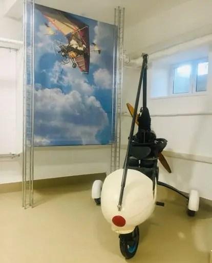 """В Севастополе отремонтировали авиационно-спортивный клуб """"Дельталёт"""". За счёт гранта"""