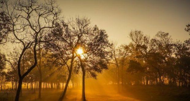 В воскресенье в Крыму - без перемен. Краткосрочные дожди и туманы