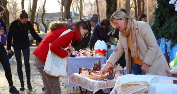 """""""Рождественский ангел"""" - праздник в Симферополе, посвящённый Дню святого Николая Чудотворца"""