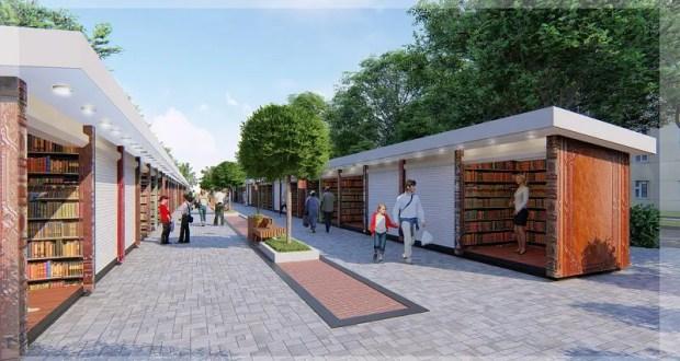 В Симферополе окончательно определились с местом и видом книжной ярмарки