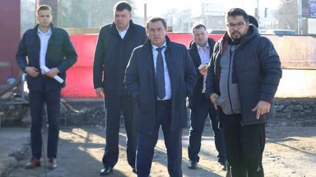 Ремонт моста на улице Гагарина в Симферополе: все сложно, но для легковых авто проезд откроют