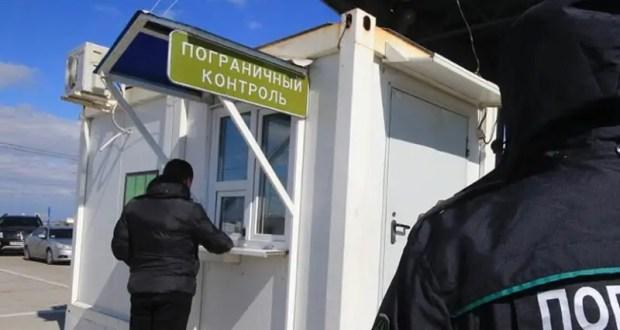 На севере Крыма задержали объявленных в международный розыск украинских граждан
