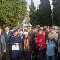 Депутаты и Общественное Движение «Доброволец» взяли под контроль вопрос гаражей в Балаклаве