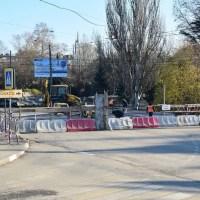 15 декабря движение по мосту на улице Гагарина в Симферополе не откроют